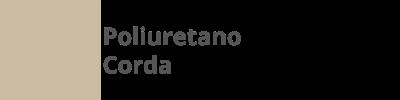 8266 Poliuretano Corda